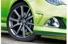 Opel Corsa OPC Nürburgring Edition, Felge, Vorderrad