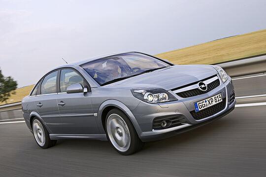 Opel Vectra C GTS