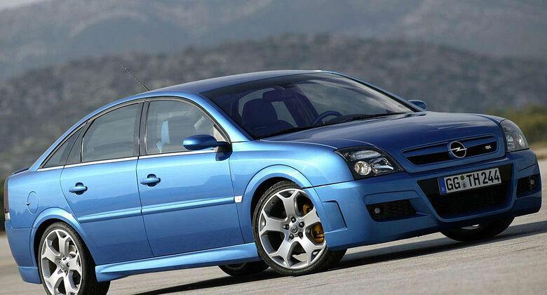 Opel Vectra GTS TwinTurbo 2003