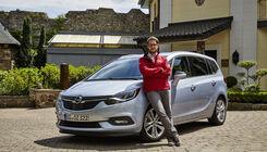 Fahrbericht neuer Opel Zafira