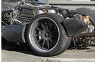 Pagani Zonda F C9 Unfall
