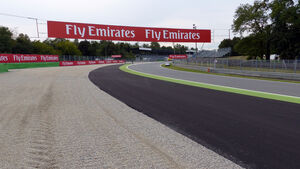 Parabolica - Formel 1 - GP Italien - 3. September 2014