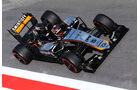 Pascal Wehrlein - Force India - Formel 1-Test - Spielberg - 24. Juni 2015