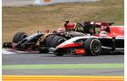 Pastor Maldonado - GP Spanien 2014