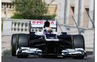 Pastor Maldonado - Williams - Formel 1 - GP Monaco - 23. Mai 2013