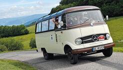 Paul Pietsch Classic, Mercedes O 319