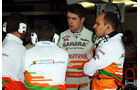 Paul di Resta - Force India - Formel 1 - GP USA - 15. November 2013