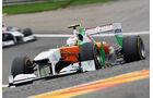 Paul di Resta Force India GP Belgien 2011