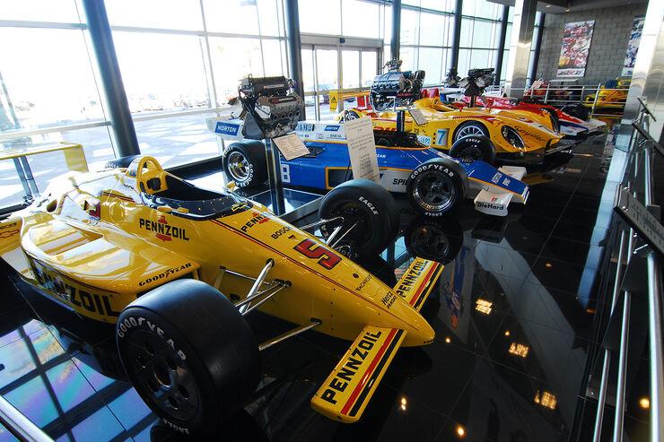 Penske PC-17, Indianapolis-500-Sieger von 1988