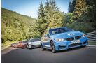 Perfektionstraining 2015, BMW M3