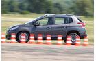 Peugeot 2008 e-HDi 92, Seitenansicht