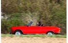 Peugeot 204 Cabriolet, Seitenansicht