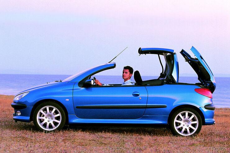 gebrauchte cabrios bis euro oben ohne spa f r wenig geld auto motor und sport. Black Bedroom Furniture Sets. Home Design Ideas