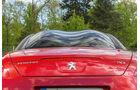 Peugeot RCZ, Heckansicht