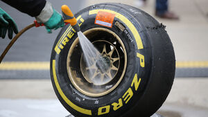 Pirelli - Formel 1-Test - Jerez - 3. Februar 2015