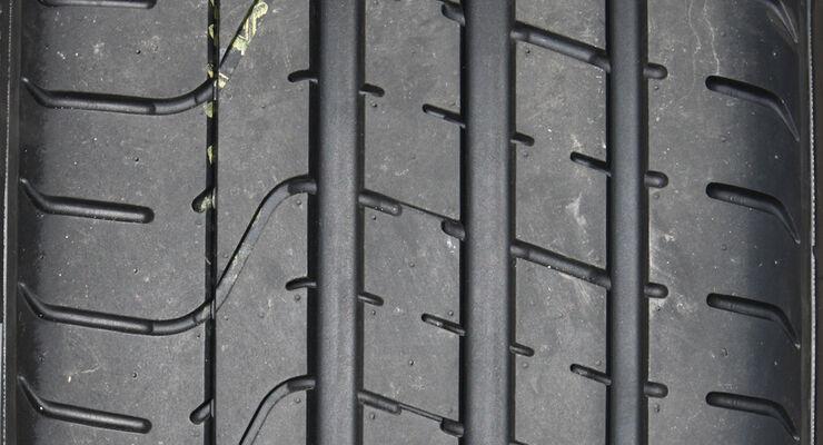 Pirelli P Zero Reifenprofil