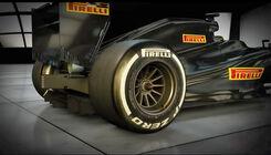 Formel 1-Reifen für 2017