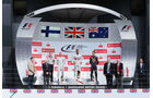 Podium - GP England 2014