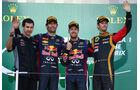Podium - GP Japan 2013