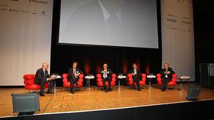 Podium auto motor und sport-Kongress