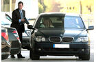 Politiker und ihre Dienstwagen, Guttenberg, BMW 7er