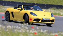 Porsche 718 Boxster, Frontansicht