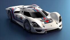 Porsche 908-04 Concept
