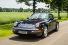 Porsche 911 C4 Typ 964, Frontansicht