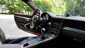 Porsche 911 Carrera, Innenraum, Cockpit