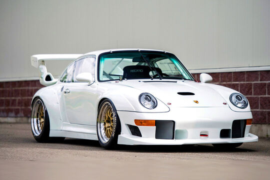 Porsche 911 GT2 Evo - Rennwagen - Auktion - Mecum Auctions