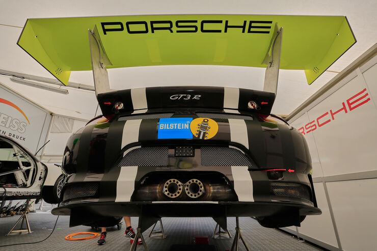 technikcheck 24h rennen n rburgring 2016 auto motor und. Black Bedroom Furniture Sets. Home Design Ideas