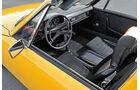 Porsche 914/6, Lenkrad, Cockpit