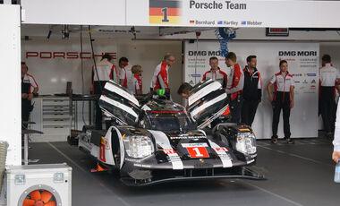Fotos WEC Nürburgring 2016