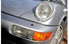 Porsche 964 Cabrio, Frontscheinwerfer