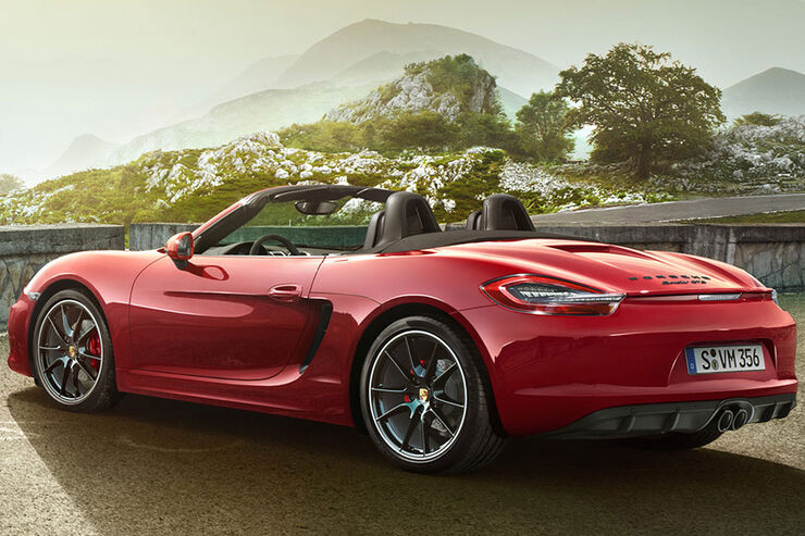 porsche boxster cayman gts neue topmodelle f r roadster. Black Bedroom Furniture Sets. Home Design Ideas