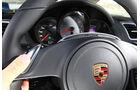 Porsche Boxster, Lenkrad, Wippschalter