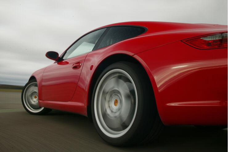 Porsche Carrera S 06