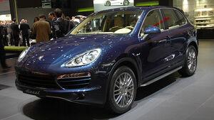 Porsche Cayenne, Genf2010
