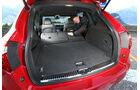 Porsche Cayenne S Diesel, Ladefläche