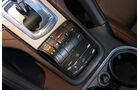 Porsche Cayenne S Diesel, Mittelkonsole