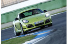 Porsche Cayman R, Frontansicht