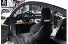 Porsche Mission E Sitzprobe