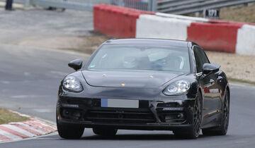 Porsche Panamera Erlkönig