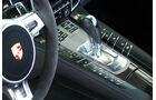 Porsche Panamera GTS, Mittelkonsole