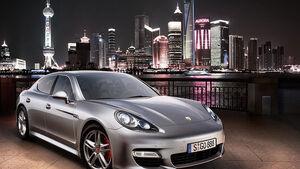 Porsche Panamera, Shanghai