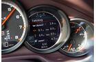 Porsche Panamera Tubo S, Anzeigeinstrumente, Detail