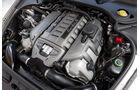 Porsche Panamera Tubo S, Motor, Morotraum
