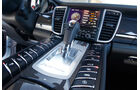 Porsche Panamera Turbo S, Mittelkonsole
