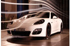 Porsche Panamera Turbo S, Windkanal