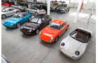 Porsche-Prototypen, Modellauswahl